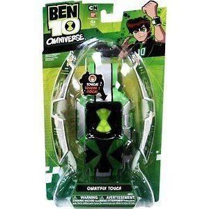 Ban Dai 2012 Ben Ten 10 Omniverse Deluxe Omnitrix Touch Watch NEW