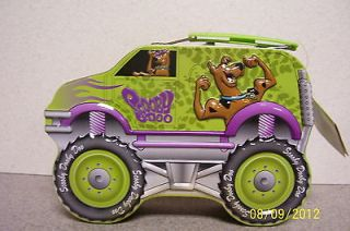scooby doo metal lunch box in Metal Lunchboxes