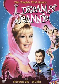 Dream of Jeannie   The Complete First Season DVD, 2006, 4 Disc Set