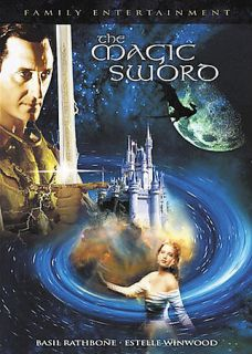 The Magic Sword DVD, 2002