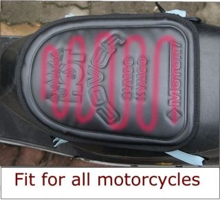Motorcycle Hot Warmer Heater SEAT Cover heat ray NEW