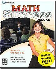 Math Success Deluxe   Better Grades Fast