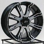 18 inch Wheels Rims Black Chevy Tahoe Truck Astro Van Safari 5 Lug