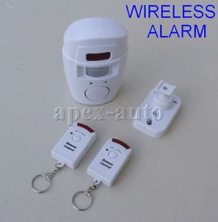 NEW   CARAVAN MOTOR HOME CAMPER VAN PIR HOUSE SECURITY BURGLAR
