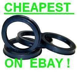 HUB O CENTRE Spigot Rings 66.5   76.0 76mm TSW BRAND NEW PREVENT WHEEL