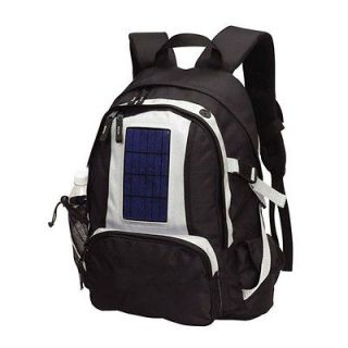 New GOODHOPE ECO Solar Laptop Computer Backpack