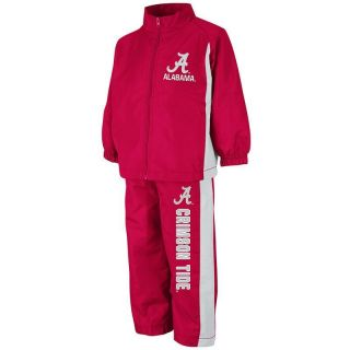 Alabama Crimson Tide Toddler Red Zone Jacket & Pant Set   COSS8184