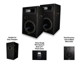 1000 watt speakers in Musical Instruments & Gear