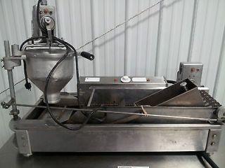 Belshaw Donut Robot DR 42 B Automatic Fryer