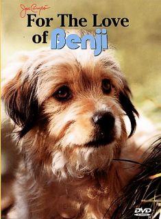 For the Love of Benji DVD, 1999