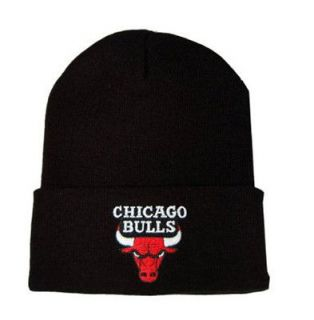 New Supreme CHICAGO BULLS Beanie Cotton Stay warm outdoor knit cap