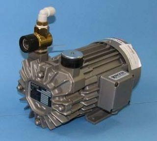 Becker VT 3.6 Vacuum Pump   Rebuilt