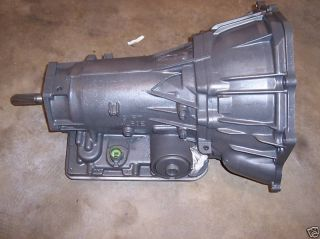4L70E HI Performance Remanfactured Transmission M70 1 Year 36K