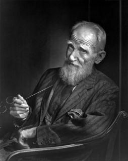 Original George Bernard Shaw Photogravure Yousuf Karsh