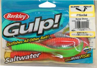 berkley fishing lures