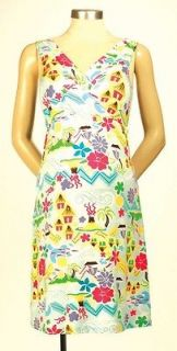 New JAPANESE WEEKEND Maternity NURSING PAJAMA Night Gown TROPICAL