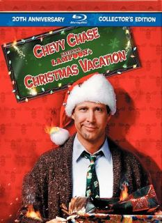 National Lampoons Christmas Vacation Blu ray Disc, 2009, WS 20th