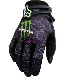 Full Finger Bicycle Motorcycle off road riding Sports racing Gloves 3