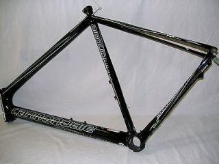 CANNONDALE SUPERSIX EVO CARBON ROAD BIKE FRAMESET 56CM 10 SPEED 700C