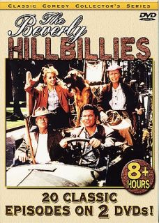 The Beverly Hillbillies   Collection Box Set DVD, 2002, 2 Disc Set