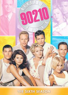 Beverly Hills 90210   The Complete Sixth Season DVD, 2008