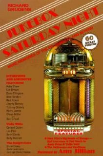 Jukebox Saturday Night More Memories of the Big Band and Beyond by