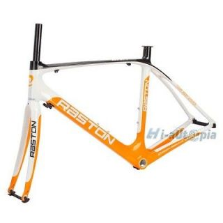 Raston 2012 New Full Carbon 700C Road Bike Bicycle Frame & Fork 52Cm
