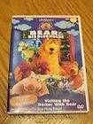 Bear in the Big Blue House   Visiting the Doctor with Bear (DVD, 2001