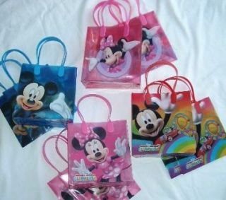 Mickey Minnie Mouse Goody Gift Bag Birthday Party Favor Supply NR
