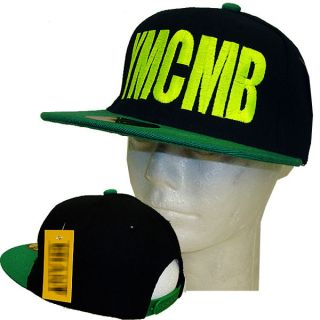 YMCMB NEON GREEN UNDER BILL SWAGGER STYLE YOUNG MONEY CASH MONEY BI