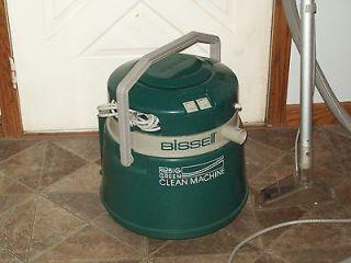 green machine steamer