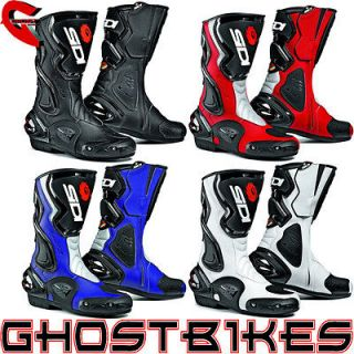 COBRA MOTORBIKE MOTORCYCLE RACE SPORTS BIKE PERFORMANCE TRACK BOOTS