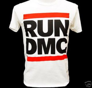 RUN DMC★ Jam Master Jay DJ Rap Legend Hip Hop Retro Punk Rock T
