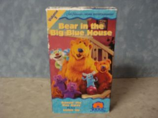 Bear in the Big Blue House   Volume 3 (VHS, 2000) 453