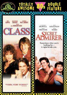 Class Secret Admirer DVD, 2007, 2 Disc Set