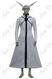 Bleach The Cuarta Espada Ulquiorra Cosplay Costume Halloween Clothing