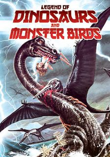 The Legend of Dinosaurs and Monster Birds DVD, 2007