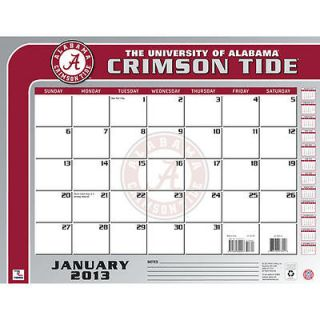 University of Alabama Crimson Tide 2013 Desk Pad