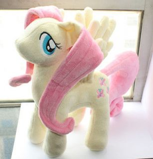 Gift My Little Pony Friendship is Magic Fluttershy Plush Doll 12
