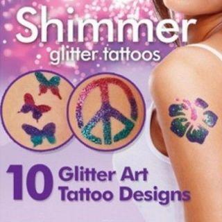 shimmer body art in Tattoos & Body Art