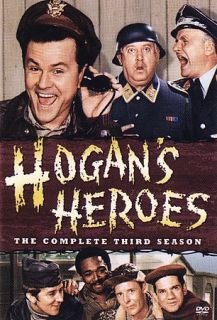 Hogans Heroes   The Complete Third Season DVD, 2006, 5 Disc Set
