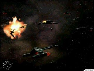 Star Trek Armada PC, 2000