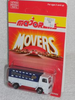 MOVERS 200 Series   No 241 Covered Truck Ford COE   Blue & White