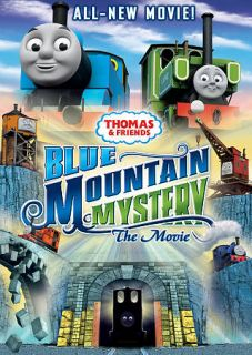 Thomas Friends Blue Mountain Mystery   The Movie DVD, 2012