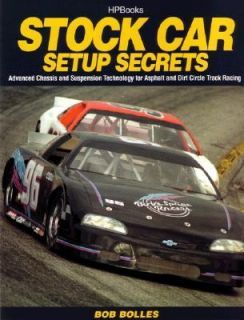 for Asphalt and Dirt Track Racing by Bob Bolles 2003, Paperback