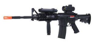 AEG Electric Rise 06A1 R.I.S Assault Rifle FPS 350 Collapsible Stock