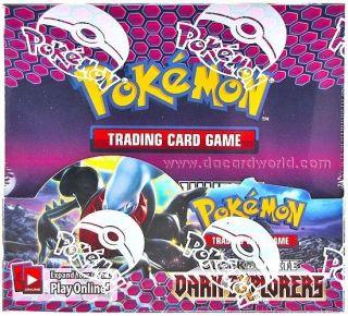 Pokemon Black & White Dark Explorers Booster Box