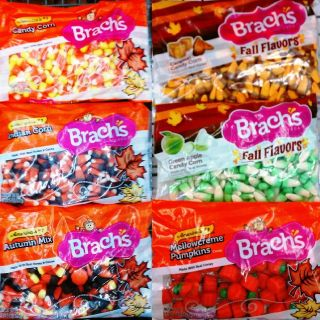 BRACHS CANDY CORN ORIGINAL FALL HALLOWEEN BRACHS CANDIES ~ CHOOSE ONE