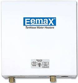 Eemax 3 GPM Electric Whole House Tankless Hot Water Heater   EX190TC