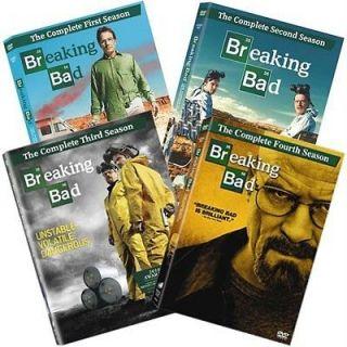 Breaking Bad   The Complete DVD Seasons 1 4 1 2 3 4
